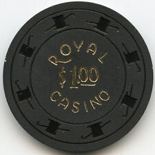 Royal Casino, Henderson, NV - $1 Chip - 1960