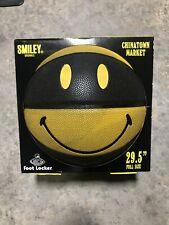 RARE Chinatown Market X The Smiley Company X Footlocker Basketball 29.5