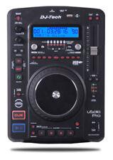 DJ-CD - & MP3-Player mit Tonhöhenregelung Tonhöhenbereich 10