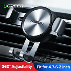 Ugreen Car Phone Mount Air Vent Cell Phone Holder For 4.7-6.2 inch Phone Samsung