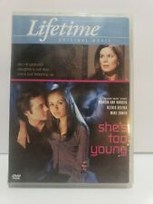 She's Too Young DVD