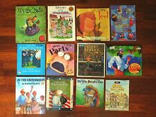 Lot 12 Children's Books - We the Kids, Sylvester & Magic Pebble & More!