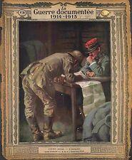 L'interrogatoire Feldgrau par Officier Poilu Soldat de Lucien Jonas 1914 WWI
