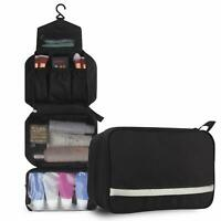 Hanging Toiletry Bag Cosmetic Pouch Compact Travel Toiletry Bag Waterproof Purse