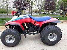 1986 Honda Fourtrax TRX200SX Four wheeler
