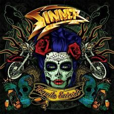 SINNER - TEQUILA SUICIDE - CD SIGILLATO DIGIPACK 2017
