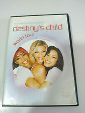 Destiny´s Child World Tour Beyonce DVD Region 2 - AM