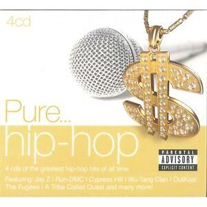 CD PURE...HIP-HOP 886977530821