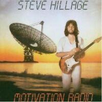 STEVE HILLAGE - MOTIVATION RADIO (REMASTERED)  CD 12 TRACKS ART ROCK / POP NEW+