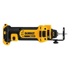 DEWALT DCS551B 20-Volt MAX Lithium-Ion Cordless Drywall Cut-Out Tool (Tool Only)