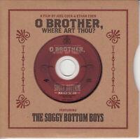 O Brother, Where Art Thou? OST US 12-track promo CD Alison Krauss Emmylou Harris
