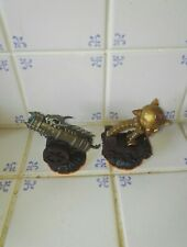 Skylanders Giants Dragonfire Cannon And Catapult - See Description For Offer!