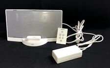 Bose Sound Dock Series 1 Power Cord & Remote Digital Music iPod Not Tested