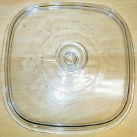 Vintage Pyrex Clear Corning Ware Casserole Dish Replacement Lid Only A-12-C A12C