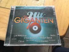 Die Hit Giganten - 2 CDs