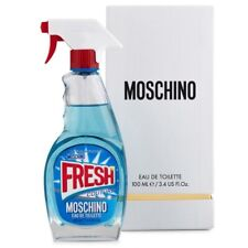 Moschino Fresh Couture 100ml EDT (L) SP Womens - Genuine (New)