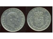 DANEMARK  5 krone 1971