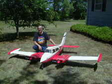 1/4 Scale Bud Nosen Cessna 310 Giant Scale RC AIrplane Rolled Plans &Templates