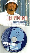 BABY BASH Shorty Doowop RARE GROOVE REMIX & RADIO Version UK PROMO DJ CD Single