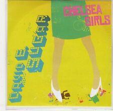 (EJ346) David E Sugar, Chelsea Girls - DJ CD