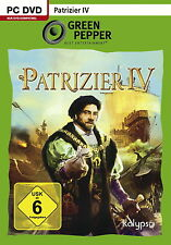 Patrizier IV (PC, 2014, DVD-Box)