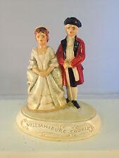 Sebastian Miniature Sml-285 Williamsburg Couple Marblehead