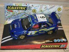 svq) Scalextric SUBARU IMPREZZA WRC SERIE LIMITADA 2002 - SLOTCAR 1:32 SCALE