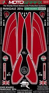 Motografix Ducati 1299/959 Panigale Moto Genou / Réservoir Peinture Gel Pad