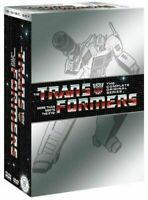 Transformers: The Complete Original Series DVD 15-Disc Box Set New FAST Shipping