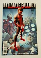 Ultimate Fallout #4 2nd Print Variant 1st App Miles Morales Marvel Comics!