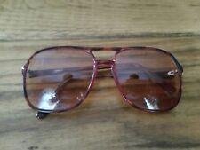 Vintage Zimco Tortoise Frames Sunglasses 1970's Glasses Bifocals Adult