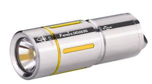 FENIX UC02SS LED Schlüsselbundleuchte Edelstahl & Gold Version