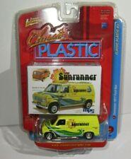 Johnny Lightning Classic Plastic 1977 '77 Ford Van Sunrunner Econoline E150 MPC