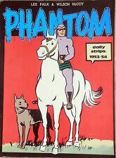 COLLANA NEW COMICS NOW COMIC ART N.48 PHANTOM DAILY STRIPS 1953/54 LEE FALK