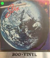 THE WORLD WITHIN - Stix Hooper (LP-MCA 3180 US PRESS vinyl Ex+ Con