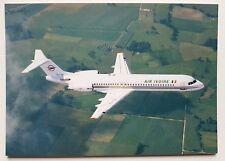 Air Ivoire Fokker 100 Postcard