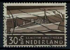 Netherlands 1957 SG#847, 30c Cultural & Social Relief Fund Used Cat £6.50#E90266