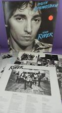 Bruce Springsteen - The River, 1980s Dutch Red CBS Labels Vinyl LP EXC / EXC