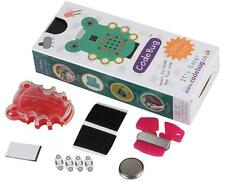 Ucreate Codebug Wearable Kit With Red Case Conductive Thread & Sewable Leds