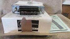 "Vintage Motorola AM-FM Stereo  - Model X3RMX9V - ""X"" Series - New!!!   (G 29)"