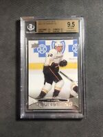 2011-12 UPPER DECK SERIES TWO PAT MAROON ROOKIE YOUNG GUNS #451 BGS 9.5 GEM MINT