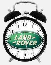 "Land Rover Alarm Desk Clock 3.75"" Home or Office Decor Z199 Nice For Gifts"