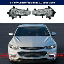 2PCS LED Fog Lights Lamps For Chevrolet Malibu XL 2016-2018