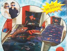 Disney The Ultimate Spiderman Bettwäsche 135x200cm+80x80cm NEU&OVP