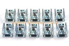 10x m6 6mm Aprilia Carenatura Spira Gancio Dado Clip RapideAP8102376RS 50 125