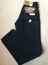 "NWT LADIES LEVI'S 560 RED TAB TAPERED LOOSE FIT JEANS JUNIORS 7 LONG 26"" F-2"