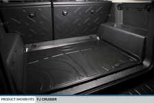 MAXTRAY All Weather Custom Fit Cargo Liner Mat for FJ CRUISER (Black)