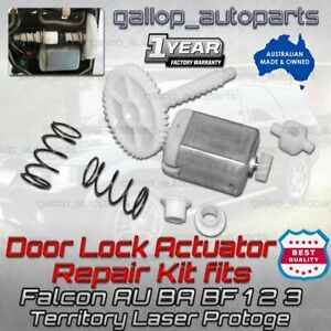 Central Locking Fix Door Lock Repair Kit For Ford Falcon AU BA BF 1998-2016