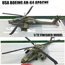 USA Boeing AH-64 Apache 1/72 Finished helicopter Easy Model non diecast