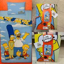 THE SIMPSONS Family Duvet Cover Set Bedding Primark Home Gift Bedroom Character
